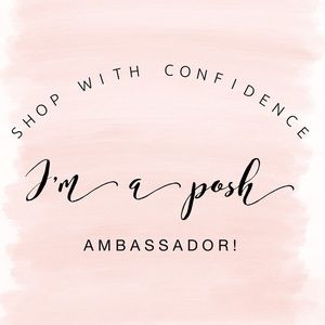Posh Ambassador achieved! Top-rated & fast shipper